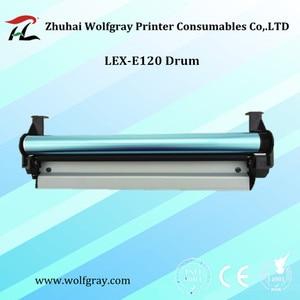 Compatível 12026xw e120 e120n 120n para a unidade de tambor de lexmark tambor kit tambor cartucho imagem unidade tambor