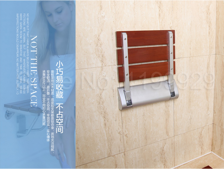 Foldable Shower aliexpress : buy 2016 new solid wood+aluminium foldable shower
