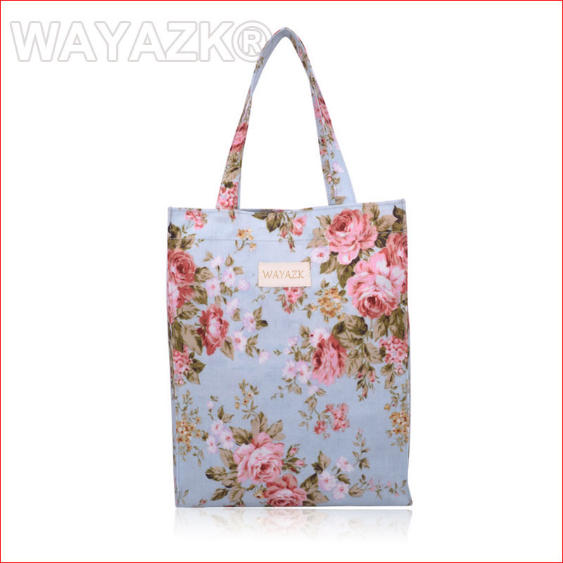 (500 Pieces/Lot) Personalized Custom Tote Bag Canvas