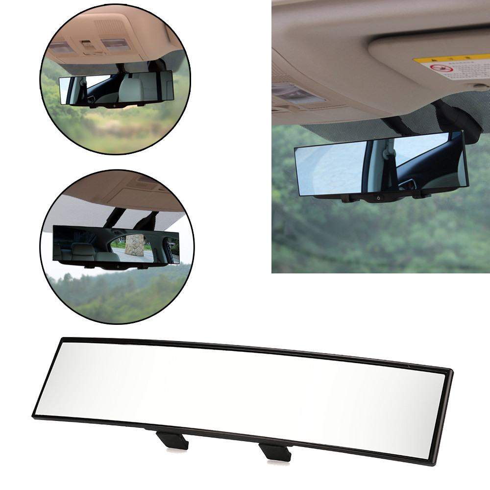 2019 New Universal Large Vision Car Proof Mirror Outlook