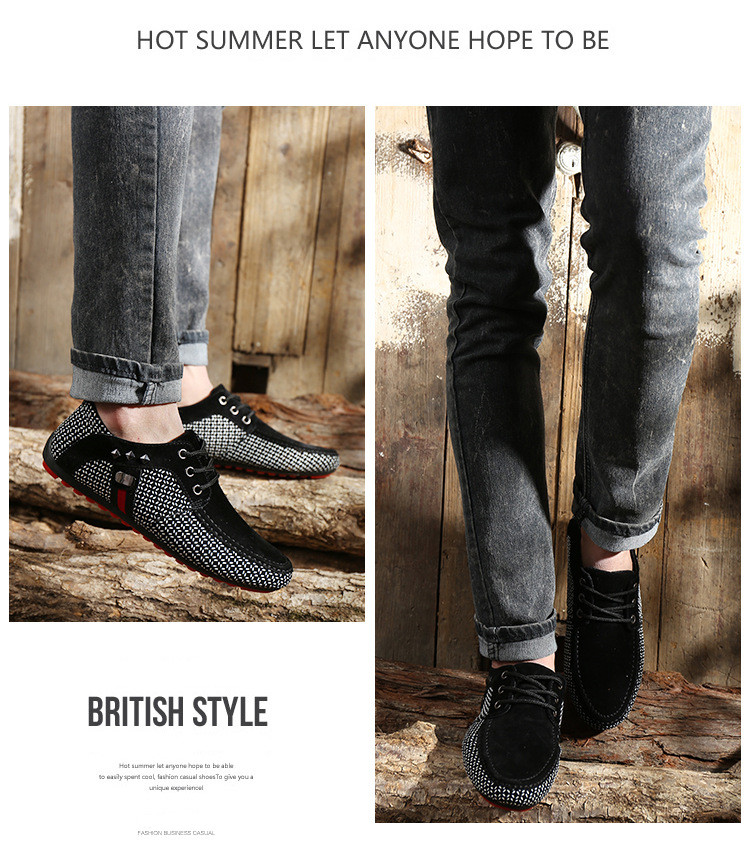 HTB1iN37R3HqK1RjSZFPq6AwapXaJ New fashion Men Flats Light Breathable Shoes Shallow Casual Shoes Men Loafers Moccasins Man Sneakers Peas Zapatos Hombre Shoes