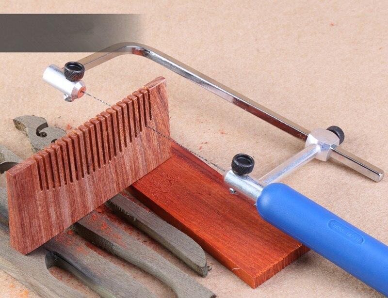 DIY famegmunkáló fűrész Gördítõ megmunkáló fém szerszám U - Kézi szerszámok - Fénykép 5