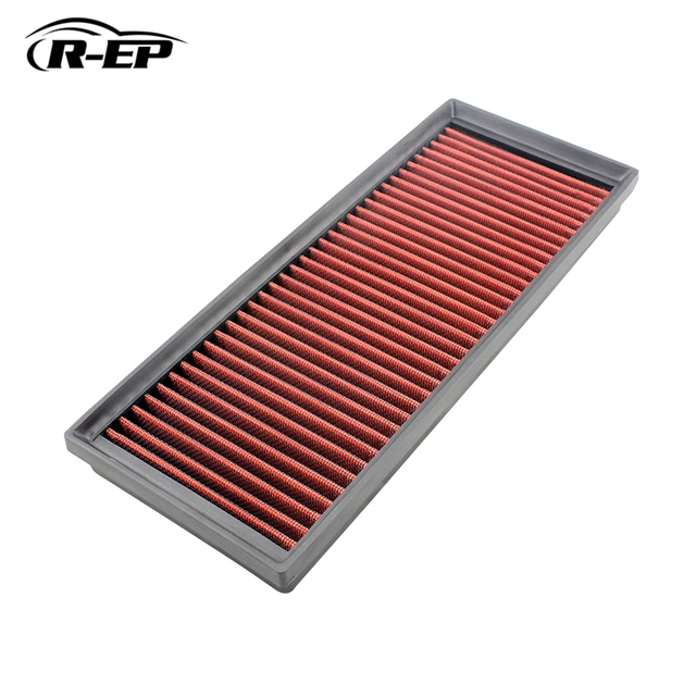 R-EP Replacement Air Filter For VOLKSWAGEN For VW GOLF 5 6 TOURAN TIGUAN SHARAN SCIROCCO PASSAT JETTA CC EOS 1K0129620 Can Clean 2