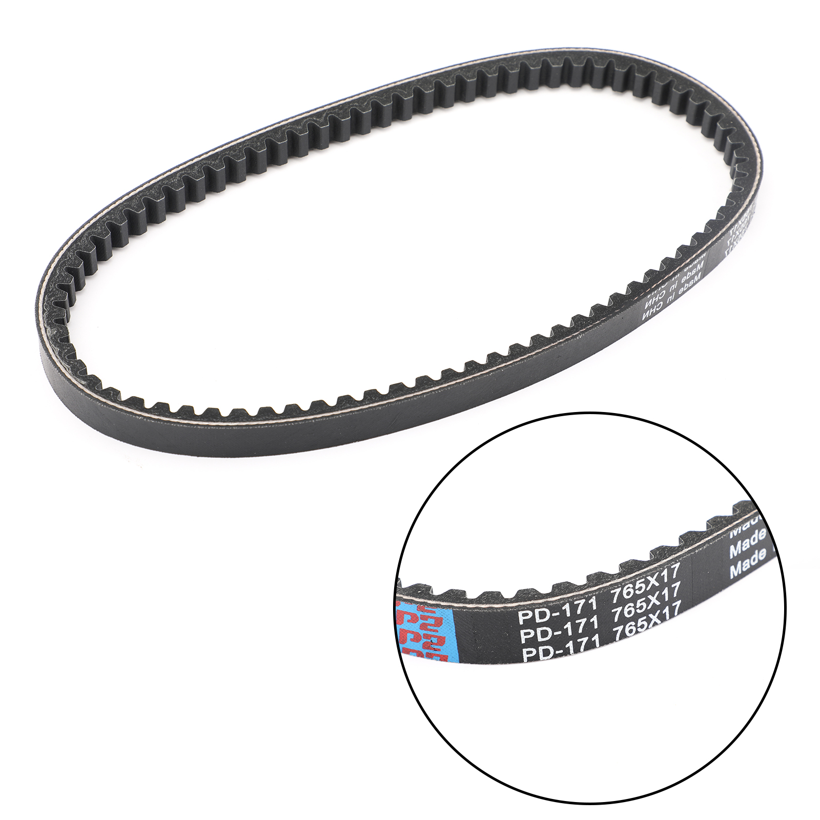 Areyourshop Motorcycle Drive Belt 765OC X 17W For Suzuki LT80 Quadsport 80 87-06 For Kawasaki KFX80 03-06 Motorcycle Accessorie