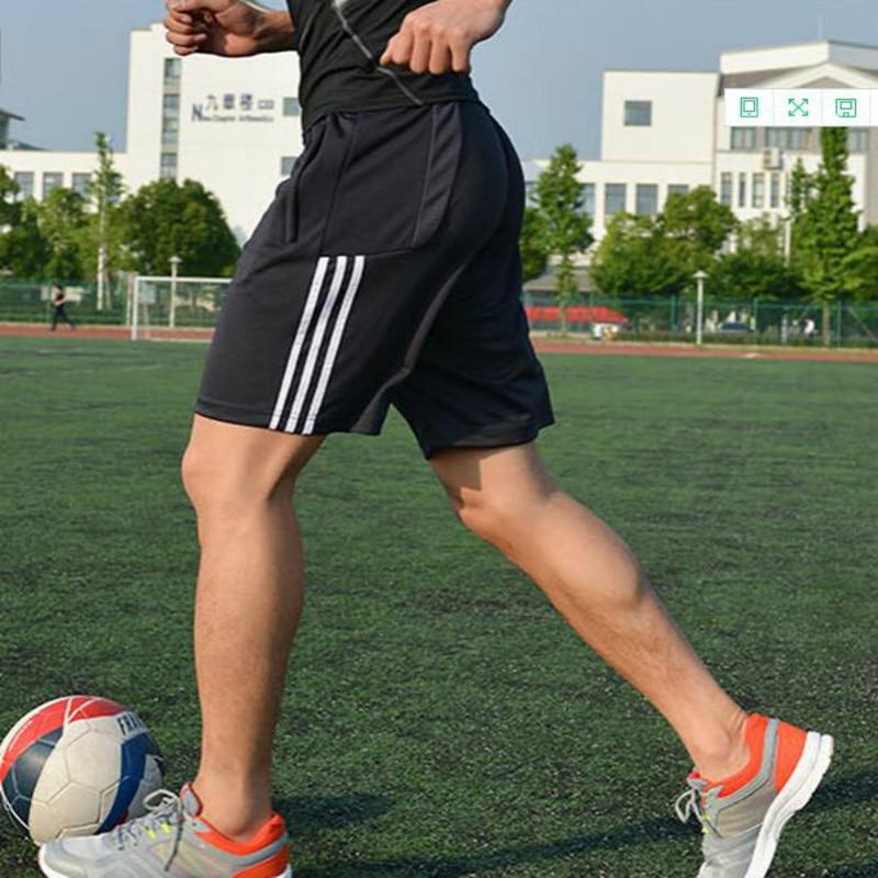 Mens Running Shorts Gym Wear Fitness Workout Crossfit Shorts Men Sport Short Pants Tennis Basketball Soccer Training Shorts
