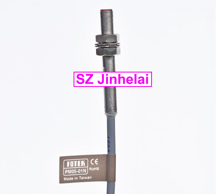 PM05-01N New and original FOTEK Proximity switch, Proximity sensors NPN new original proximity switch fi2 km08 on6l