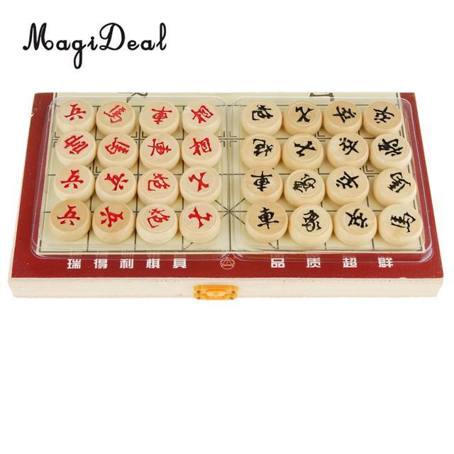 Jeu de xianqi traditionnel pack d'innitiation - idéal pour enfants 2