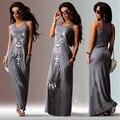 2017 Горячей Продажи Женщин Летние Платья Повседневные Вечерние Party Beach Dress
