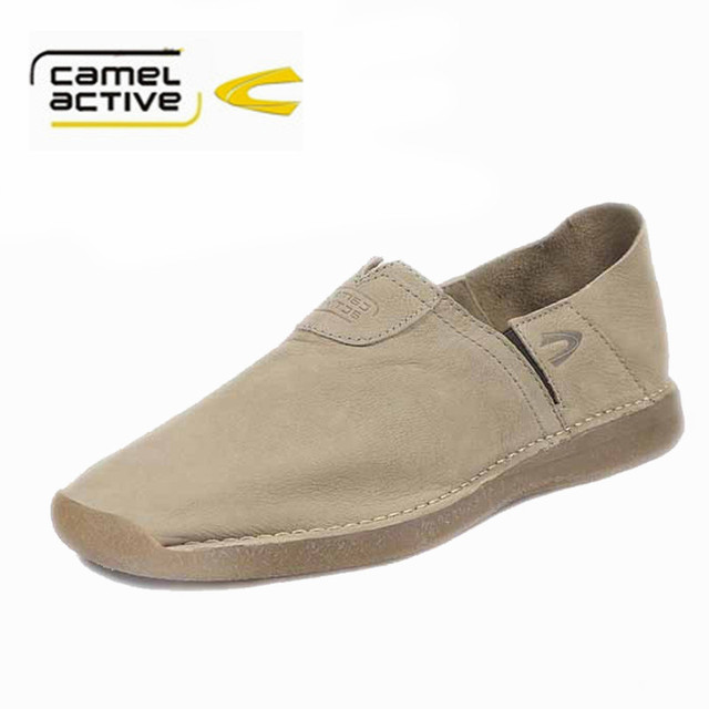 Fashion Camel Active.casual shoes Made in Italy comfortable unisex Loafers  shoes fall round-