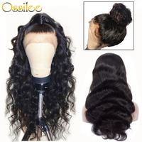 360 Lace Frontal Wig Pre Plucked With Baby Hair Brazilian Body Wave Human Hair Wigs Ossilee Remy Hair Lace Front Wigs