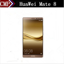 "Original de huawei mate 8 4g lte teléfono móvil kirin 950 octa core android 6.0 6.0 ""fhd 1920x1080 4 gb ram 128 gb rom 16.0mp touch id"