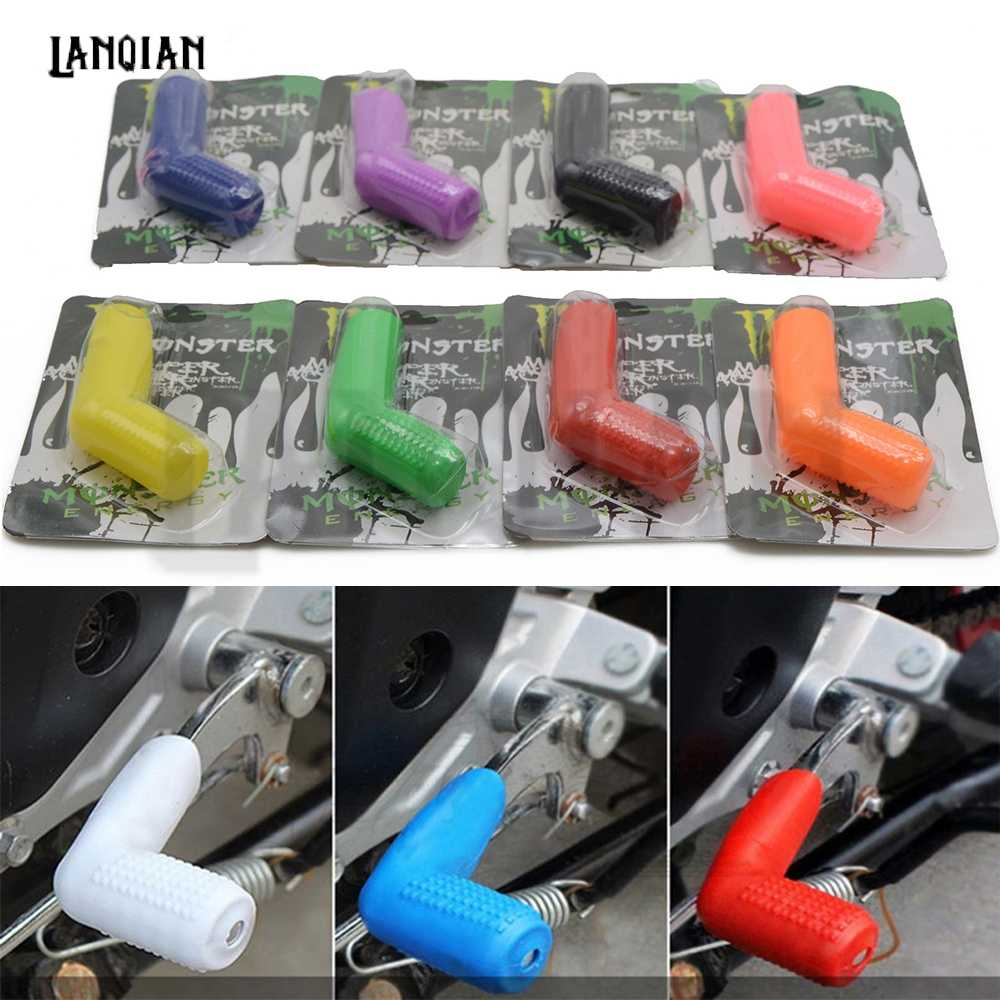 New Motorcycle Shift Lever Rubber Sock Universal Gear Shifter Boots Shoes Shift Covers Moto Motorbike Protectors Case Parts