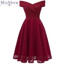 Женское платье с V образным вырезом, длиной до колена