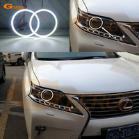 For LEXUS RX350 RX450H RX270 2013 2014 2015 smd led Angel Eyes kit Excellent Ultra bright illumination DRL