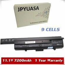 JPYUASA 11.1V 7200mAh Laptop Battery For Dell Inspiron 13 1318 1318n XPS  M1330 Series f92fbe23f3372