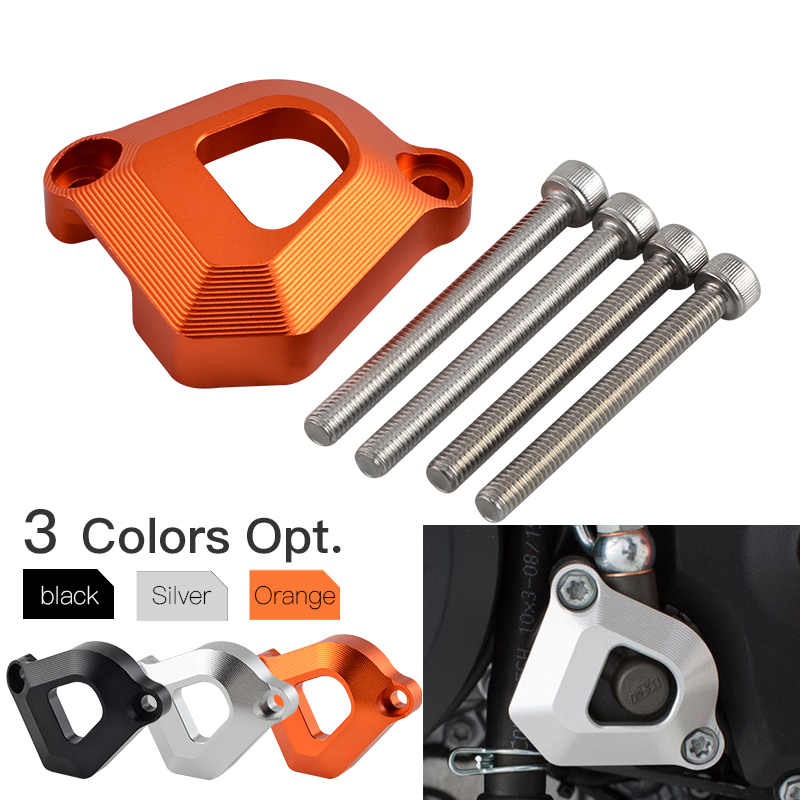 NICECNC Clutch Slave Cylinder Guard For KTM 990 SM SMR SMT 1050 1090 Adventure R 1290 Super Adventure S Super Duke R GT 14-2018 free shipping rear brake master cylinder guard fit for ktm 950 990 adv sm smr smt supermoto