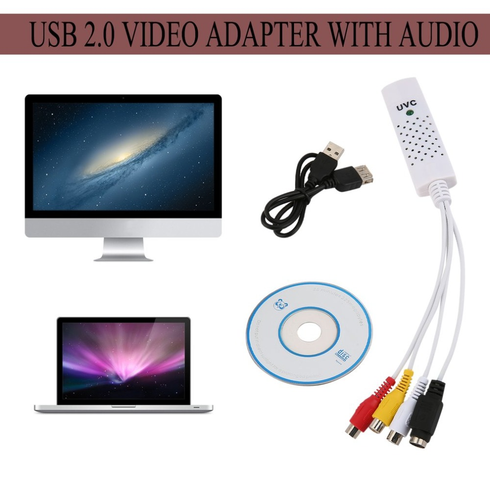 EASYCAP USB 2.0 VIDEO ADAPTER WITH AUDIO WINDOWS DRIVER DOWNLOAD