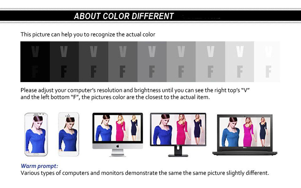 about color
