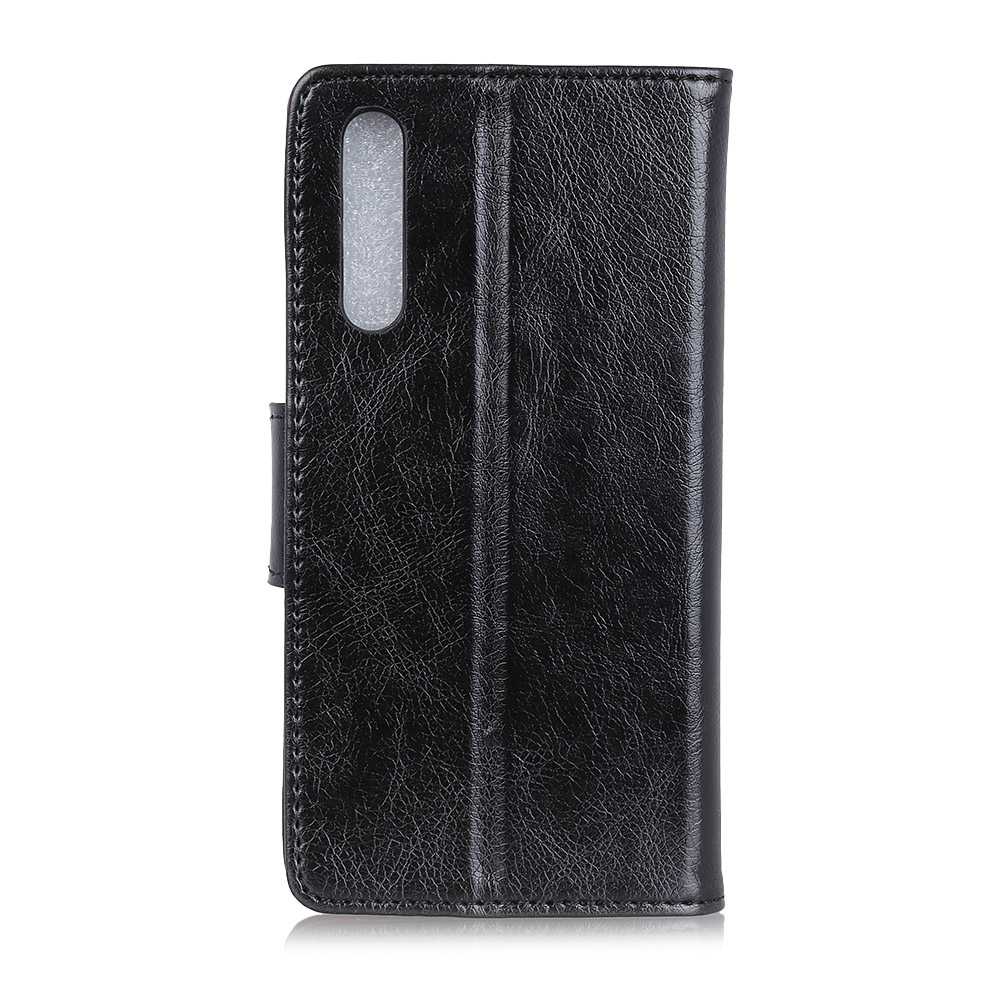 Pana Golossy Silicone Base Case for Xiaomi 9 Flip Cover with Card Pocket Kickstand Leather Case in Flip Cases from Cellphones Telecommunications