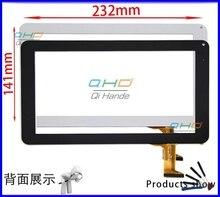 """Original 9 """"zoll tablet PC touchscreen HN-0926A1-PG-FPC080-V3.0 externen bildschirm kapazitanzschirm Kostenloser versand"""