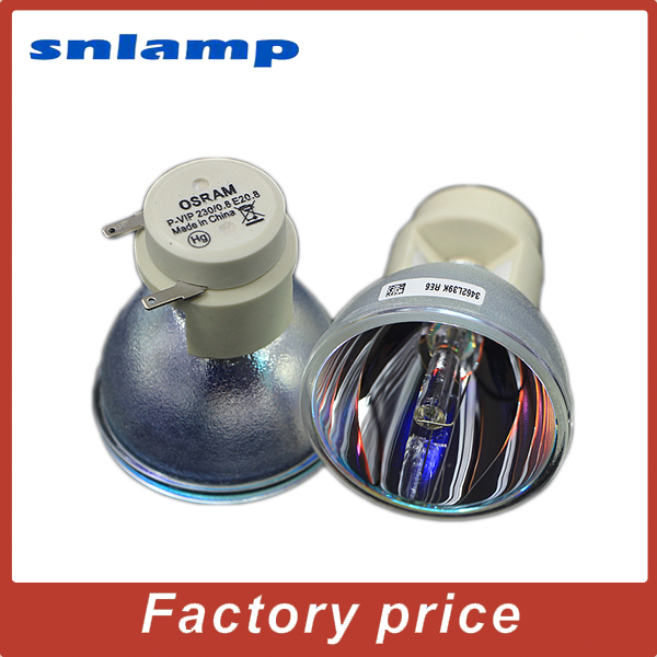 100% Original Bare Osram Projector lamp  BL-FP240B  P-VIP 230/0.8 E20.8 Bulb   for  TX635-3D TW635-3D