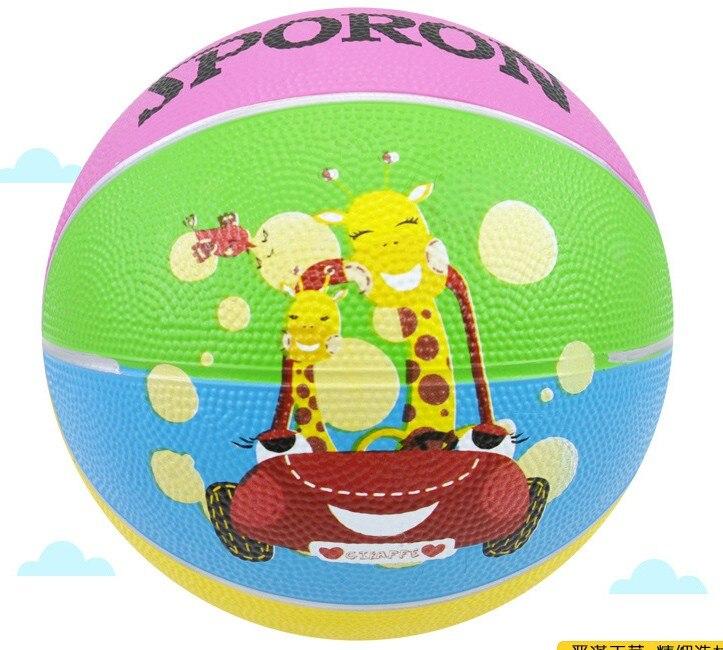 sports nuevo eco goma kid toy baloncesto tamao alta calidad fuerte bola al aire libre juego de los nios de