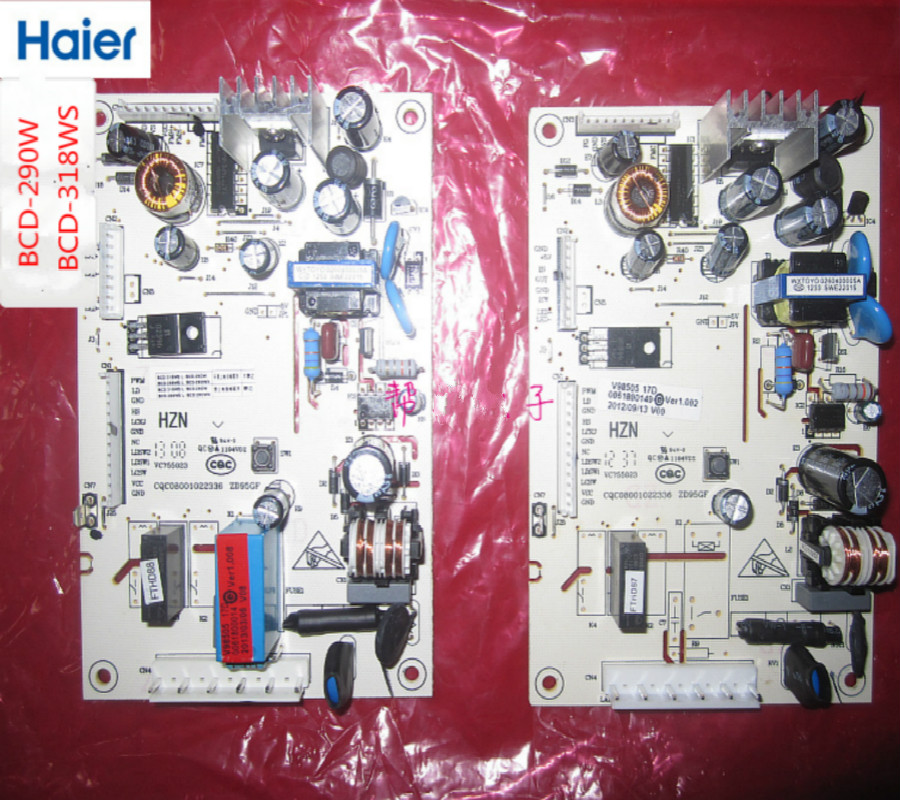 100 New Refrigerator computer board for Haier BCD 290W WX WGM WBCM WB BCD 318WS 318W