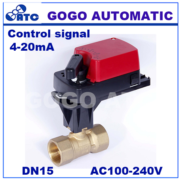 Popular proportional water valve buy cheap proportional for Motorized flow control valve