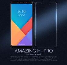 Xiaomi mi max 3 стекла пленка Nillkin H + PRO 2.5D Экран протектор Защитная Защитное стекло для xiaomi mi max 3 (6,9 дюймов)