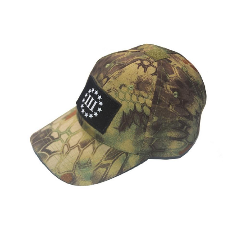 Kamuflaj Şapka Yüksek kaliteli açık yaz güneş şapka yeşil - Tatiller ve Partiler Için - Fotoğraf 5
