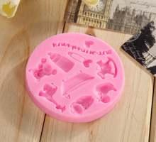 Продажа Инструменты для украшения тортов из мастики animal маленькая