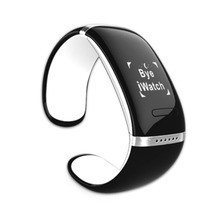 Armband l12s oled smart armbanduhr armband tragbare geräte smartwatch für xiaomi samsung android telefon pk u8 gt08 dz09