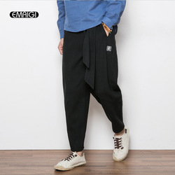 China style male harem pants casual long trousers male men thicken loose pant plus size 5xl.jpg 250x250