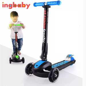 ingbaby 1pc Tricycles For Children Scooter Wheel Baby