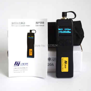 YJ-320A -70~+6dBm Handheld Mini Optical Power Meter - DISCOUNT ITEM  0% OFF All Category