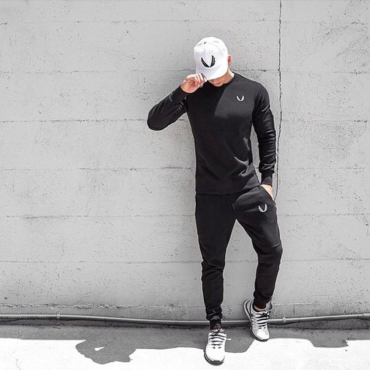 New Gyms shark Hoodies camisetas masculina hombre coat Bodybuilding and fitness hoodies Men Sweatshirts Muscle men