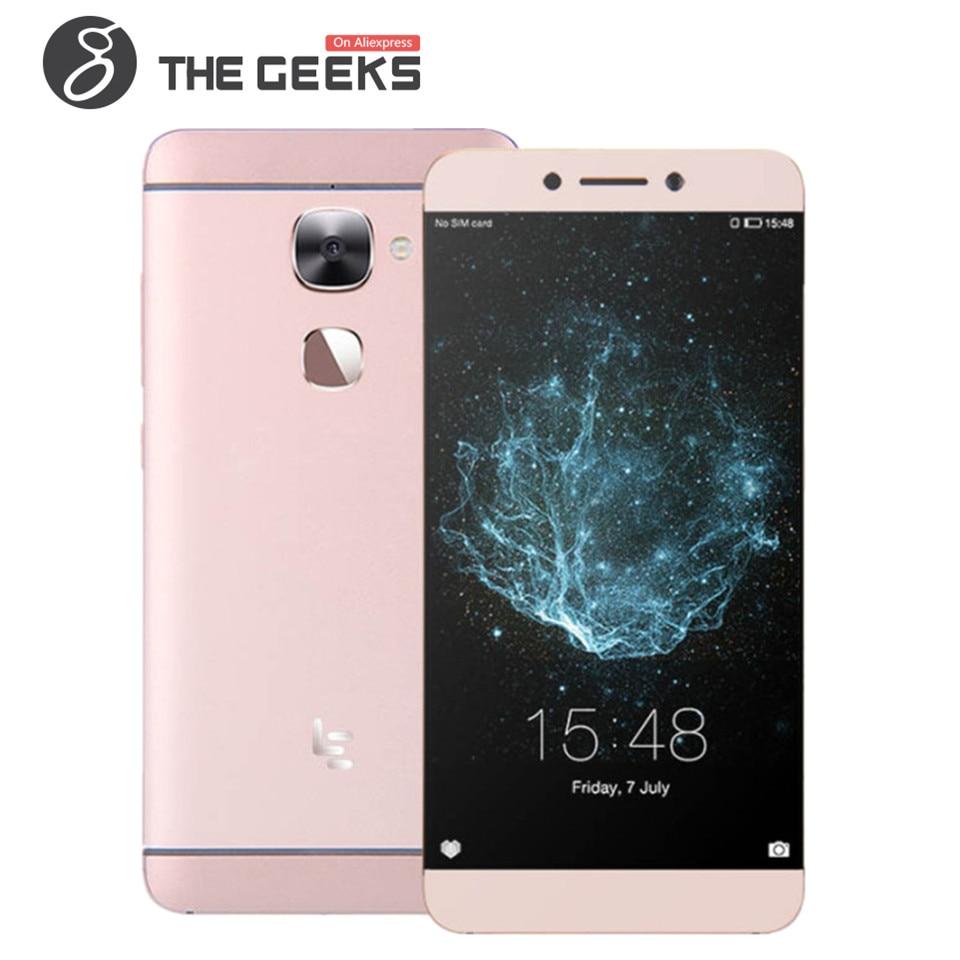LeEco LeTV Le S3 X626/Le 2 Pro X625 4 gb RAM 32 gb ROM 5.5 pouce FHD Écran reconnaissance d'empreintes digitales Android 6.0 4g LTE Smartphone