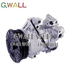 Automobile AC Compressor For Car Scion xA 1.5L Gas 2005 447220-9738 4472209747 447260-2331 4471501080 4472209738 447260-1780