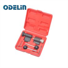 6 peças kit de ferramentas de sincronismo do motor automático para vw audi motor diesel