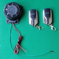 Nuevos sistemas de alarma de seguridad con control remoto doble  sistemas de alarma antirrobo para motocicletas y motocicletas|Protección antirrobo|Automóviles y motocicletas -