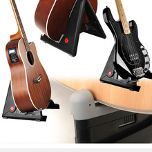 Guitar Foldable Support Pillow Electric & Acoustic Guitar & Bass String Violin Mandolin Musical Instrument Guitarra Parts zebra 6 strings 38 inch folk acoustic electric bass guitar guitarra ukulele with case box for musical stringed instrument lover