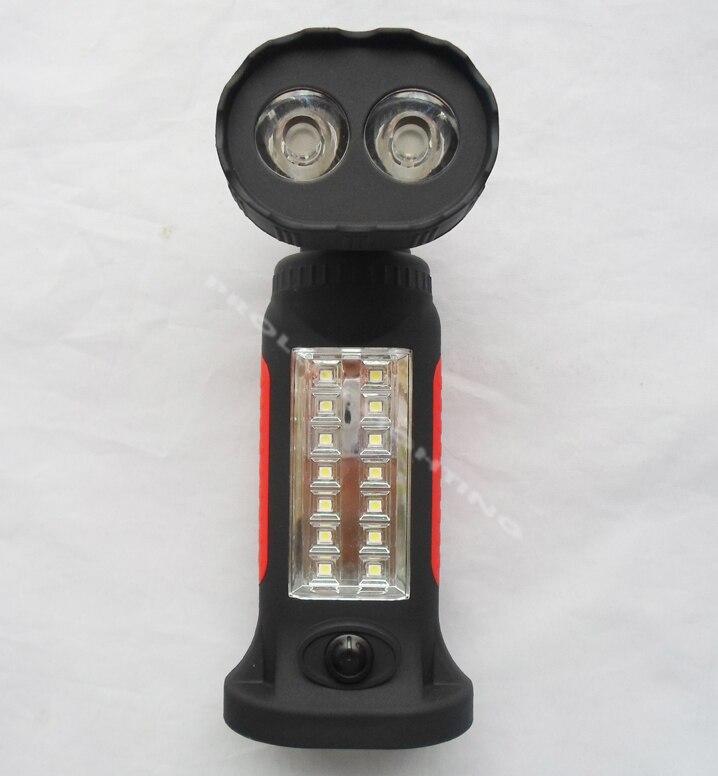 Lanternas e Lanternas a luz do trabalho levou à Prova D'água : Não