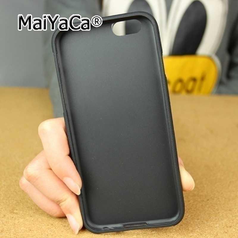 Maiyaca Laut Pacar Ponsel Case PENUTUP UNTUK iPhone 6 S 7 Plus 11 Pro X XR X Max samsung S6 S7 S8 S9 S10