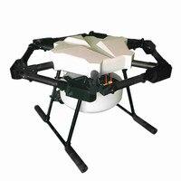 10kg six rotor agricultural uav power application frame carbon fiber flight platform