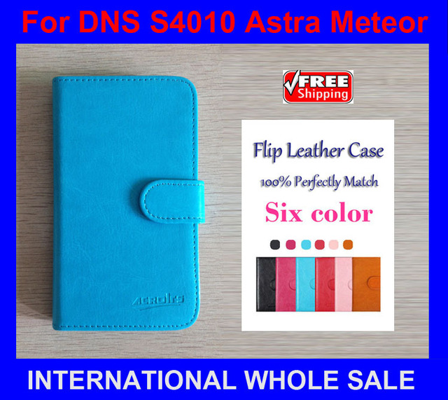 DNS S4010 Astra Meteor case Flip leather case Imported high-grade materials 100% handmade phone case for DNS S4010 Astra Meteor