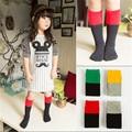 2016Girls Fox Socks Baby Animal Socks Kids Knee High Cute Baby Girl Long Socks Leg Warmers Child Kawaii Long Baby Kids Fox Socks