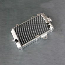 ATV Parts accessories Aluminum Radiator For Yamaha Raptor YFM 700 R YFM700R 2006 2011 engine cooling