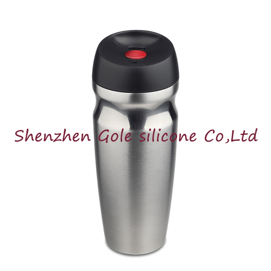 100pcs Insulated Travel keller Double wall Stainless Steel Tumbler time! Free Coffee Cup Thermos GMBH fresh Water Bottle