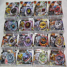 Best Birthday Gift 16pcs different style 4D Beyblade Metal Fusion Hot Sales Beyblade, Beyblade Spin Top Toy Mix 16 Model Shippin
