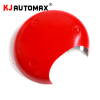 Red For Mini Cooper Tachometer Cover Car Styling Interior Decoration Accessories for MK1 MK2 R50 R52 R53 R55 R56 R57 R58 R59 R60